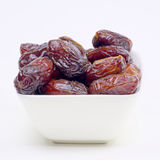 Ramadan bowl of dates Stock Photos