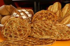 Ramadan bread Stock Images