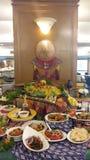 Ramadan Buffet Spread Fotos de archivo