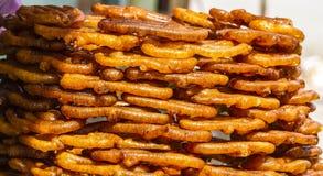 Ramadan cake Royalty Free Stock Images