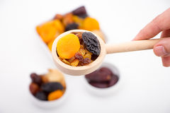 Ramadan Collection of dried fruits Stock Photo