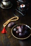 Ramadan dates for iftar opening Stock Photography