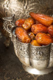 Ramadan dates for Iftar Royalty Free Stock Photos