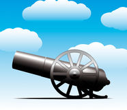 Ramadan Egyptian Cannon royalty free stock images