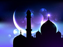 Ramadan festival background Stock Photography