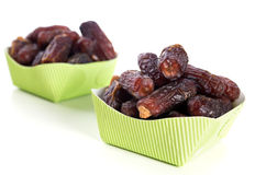 Ramadan food dates Stock Photography