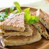 Ramadan food murtabak Royalty Free Stock Photo