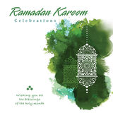 Ramadan graphic design. Useful for your project design work Royalty Free Stock Photos