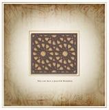 Ramadan graphic design Stock Photo