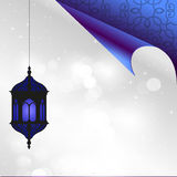 Ramadan greeting card. Greeting card for ramadan and eid al fitr