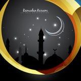 Ramadan illustration Royalty Free Stock Photos