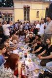 Ramadan in Istanbul,Turkey Royalty Free Stock Images