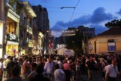 Ramadan in Istanbul,Turkey Stock Image