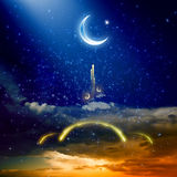 ramadan kareem Royaltyfri Foto