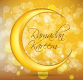 Ramadan Kareem Background Design Vecteur Photographie stock libre de droits