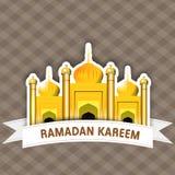 Ramadan Kareem background. Royalty Free Stock Image
