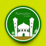 Ramadan Kareem background. Royalty Free Stock Images