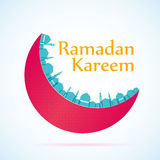 Ramadan kareem background religion holiday. Illustartion of ramadan kareem background religion holiday Stock Photography