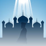 Ramadan Kareem background. Royalty Free Stock Photography