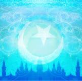 Ramadan Kareem Design Fotografía de archivo libre de regalías