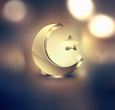 Ramadan Kareem design Royalty Free Stock Images