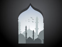 Ramadan kareem design Royalty Free Stock Photo