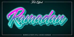 Free Ramadan Kareem Gradient Editable Text Effect Style Stock Images - 217219694