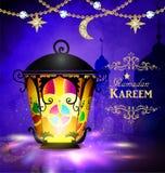 Ramadan Kareem, greeting background Royalty Free Stock Photo