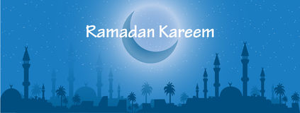 Ramadan kareem, islam holiday Stock Images