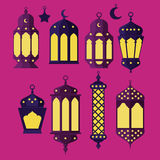 Ramadan Kareem - Islamic Holy Nights, Theme Design background, Ramadan latern, saint fest, arabian and turk religion culture set,. Ramadan Kareem - Islamic Holy Royalty Free Stock Photo