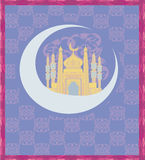 Ramadan Kareem projekt Obrazy Stock