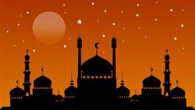 Ramadan Kareem tło Obraz Stock