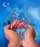 Ramadan Kareem tło Obrazy Stock