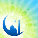 Ramadan kareem vector Royalty Free Stock Photos