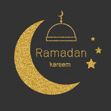 Ramadan Kerim. Royalty Free Stock Photo