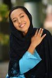 ramadan kvinnabarn för islam royaltyfri bild