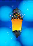 Ramadan lamp Royalty Free Stock Photography