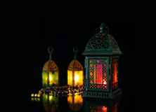 Ramadan lampiony Fotografia Stock
