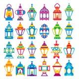 Ramadan Lanterns Stock Image