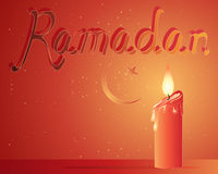 Ramadan lights Royalty Free Stock Photo