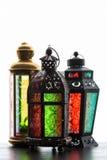 ramadan lykta Royaltyfri Bild