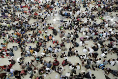 Ramadan In Medan Stock Photo