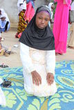 RAMADAN PARTY IN IVORY COAST Royalty Free Stock Images