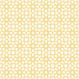 Seamless islamic pattern and background vector illustration Royalty Free Illustration