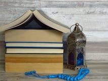 Ramadan Ramazan-tijdviering Godsdienstige festivallen, kennis, onderwijs, traditie royalty-vrije stock foto