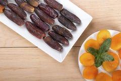 ramadan sötsaker Arkivbild