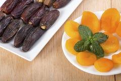 ramadan sötsaker Arkivfoton
