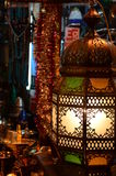 Ramadan& x27; s Fanous Stockbild