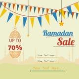 Ramadan sprzedaż Zdjęcia Stock
