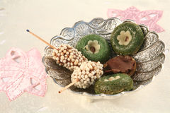 Ramadan sweets Stock Images